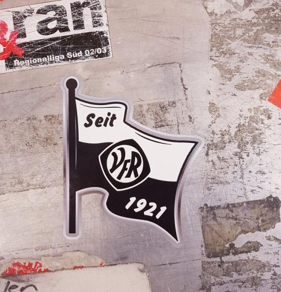 "VfR Aufkleber ""since 1921"""