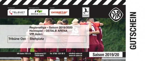 Ticket Gutscheine OSTALB-ARENA
