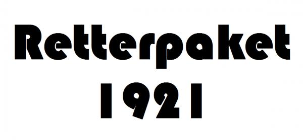 "Retter Paket ""1921"""